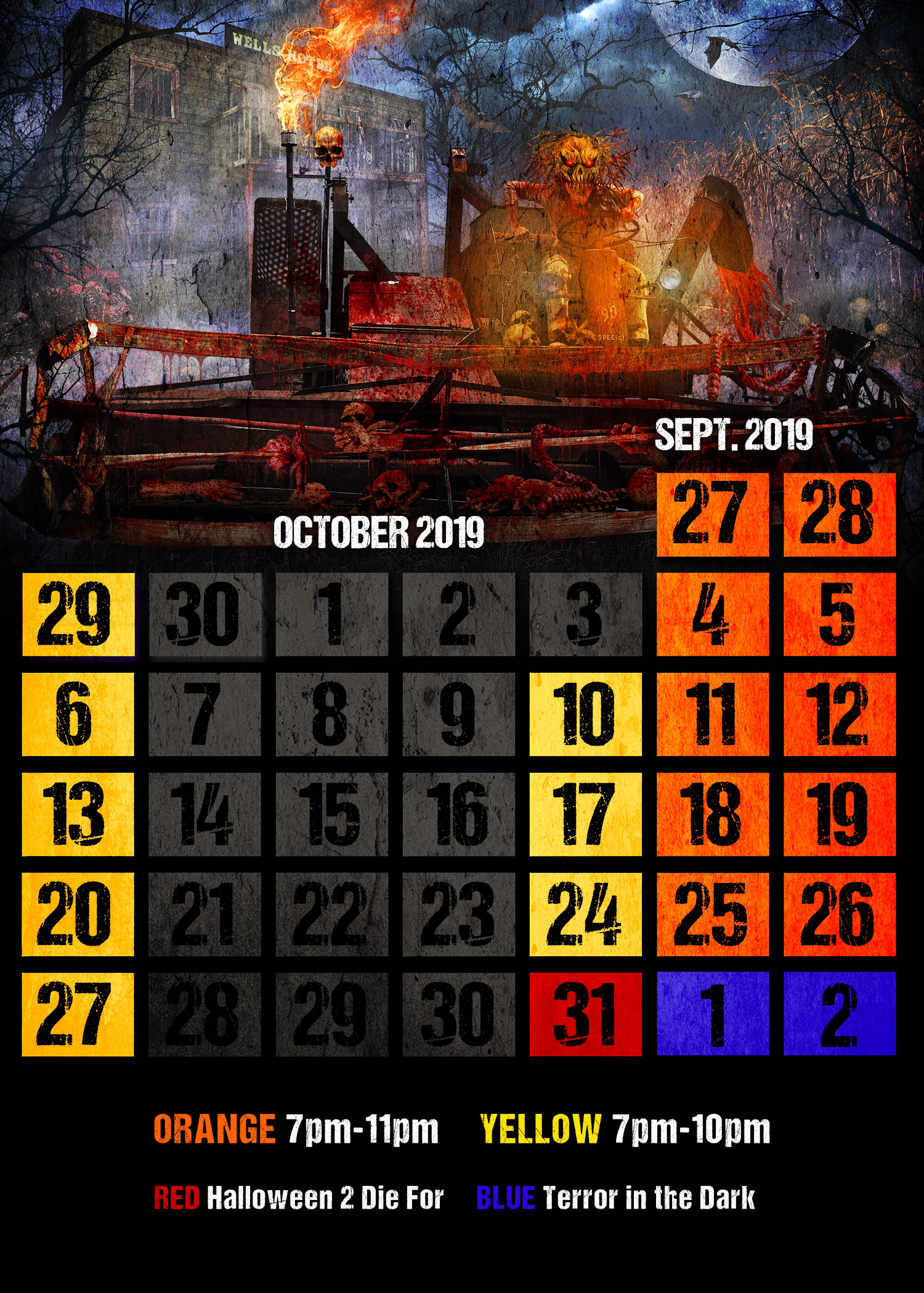 terror-in-the-corn-calendar