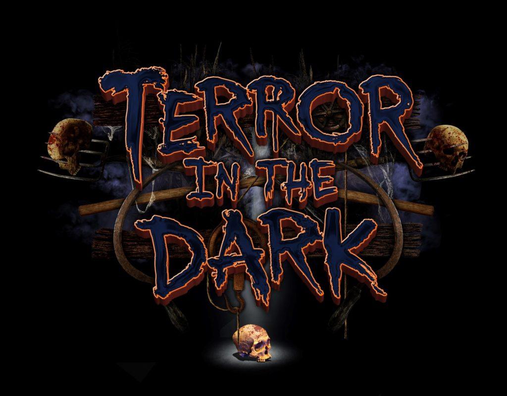 terror in the dark logo